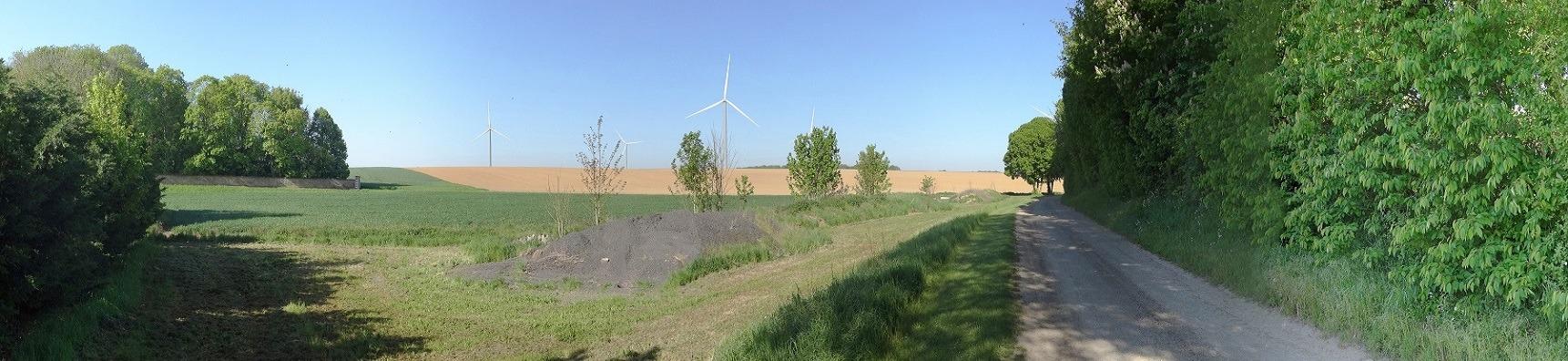 parc éolien du Frestoy-Vaux et de Rubescourt